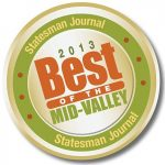 Best of the Mid-Valley 2013 logo